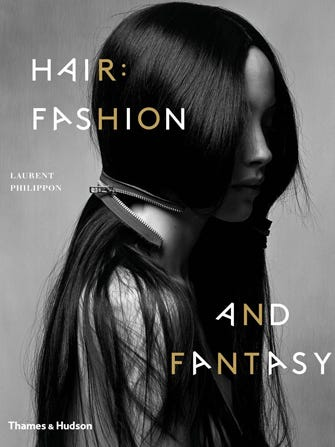hair book embed