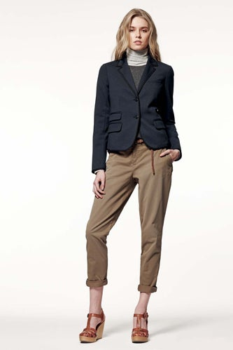 Gap Fall 2012 Look Book-5