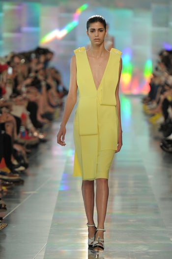 Christopher-Kane-SS13-Look-16