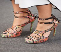 NYFW Shoes — They Live Up To The Hype