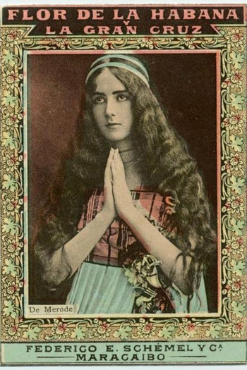 Cleo-de-Merode_Cigarette-card