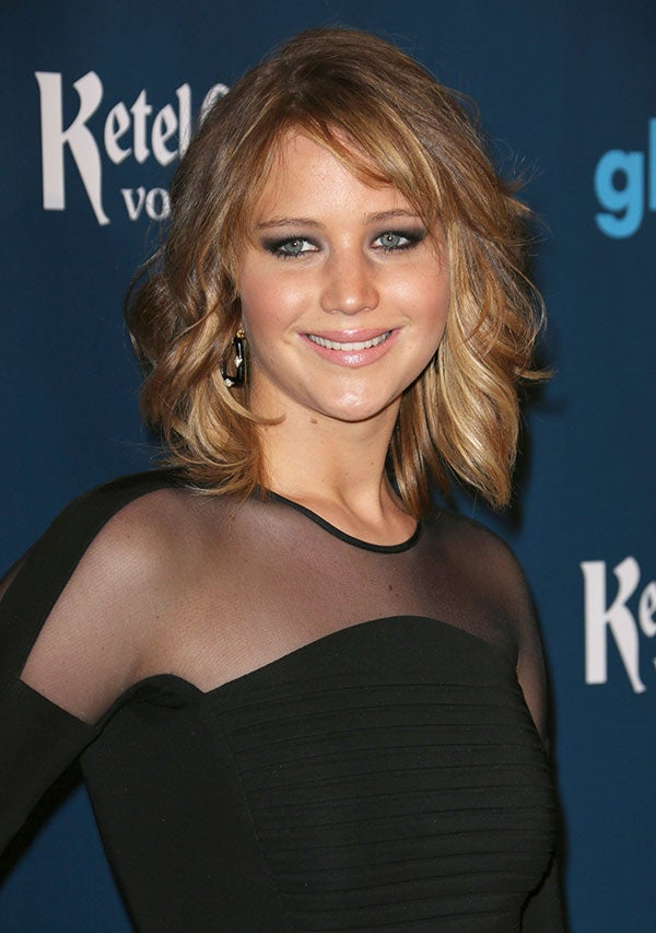 Jennifer Lawrence Has A Sort-Of Bob Now
