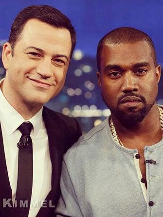 Kanye West's Jimmy Kimmel Appearance Was Truly Mind-Boggling