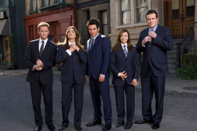 Guess Which Beloved Sitcom Inspired The How I Met Your Mother Series Finale?