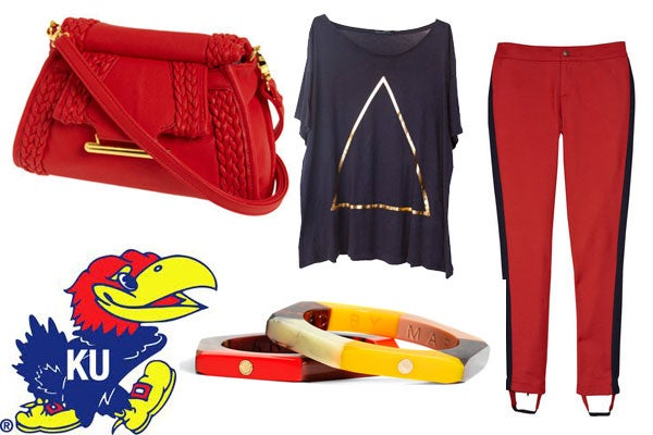 march madness fashion