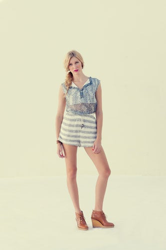 bren spring 2012 lookbook