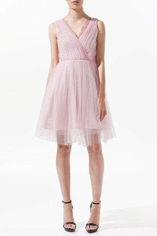 Zara-Tulle-Dress,-$99,-available-at-Zara-