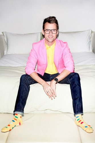 Brad Goreski style