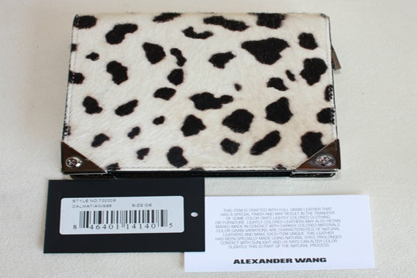 Alexander Wang compact wallett -dmarkve - $99.00