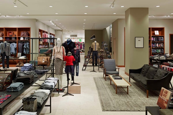jcrew san francisco