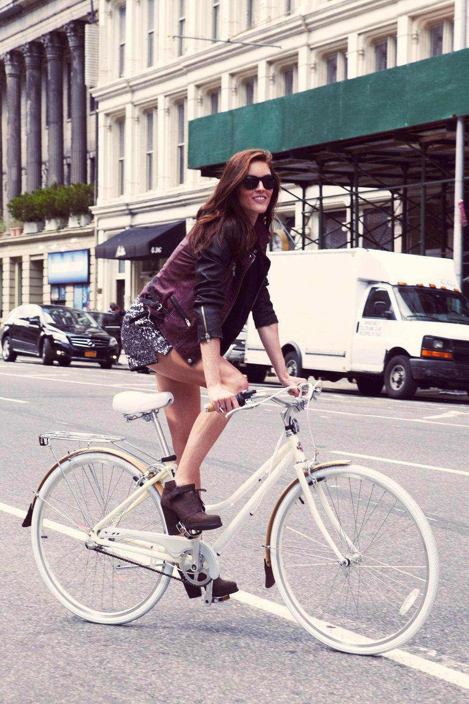 Alexander Wang Boots, LExSchwinn Bike, $700, available at Land's End. LExSchwinn Bike – This bike is exclusive to Lands' End