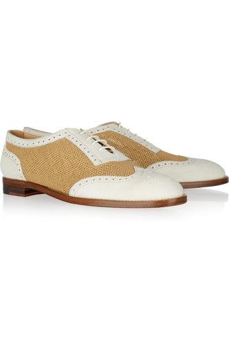 Vintage / Womens Saddle Shoes - Retro Shoe Styles 2012