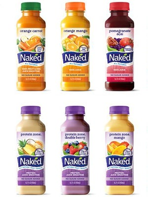 "Naked Juice Is Removing The ""All Natural"" Label From Its Products"