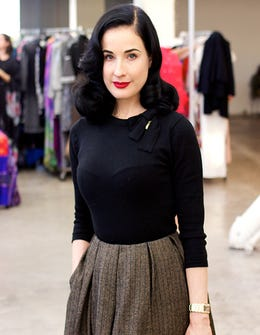 31 Mind-Blowing Looks From L.A.'s Best Vintage Market