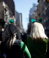 st. patricks day nyc