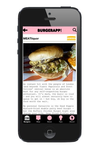 BurgerApp_iPhone