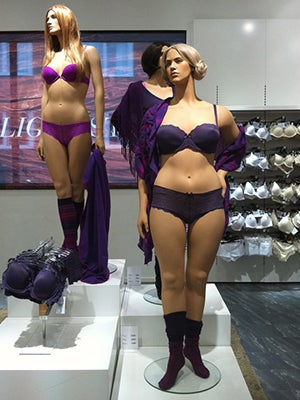 plus size mannequin - fashion industry growth
