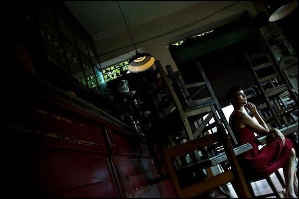 Behind the scenes Pirelli Calendar 2013
