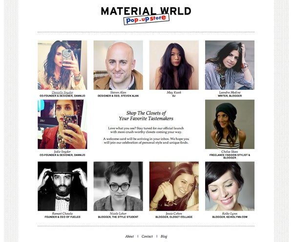 material-world