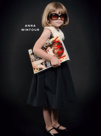 Kids Dress As Fashion Icons, Our Hearts Explode