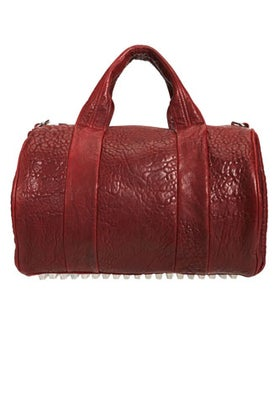 Alexander Wang Rocco Duffel (red)