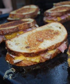 American Grilled Cheese Mission