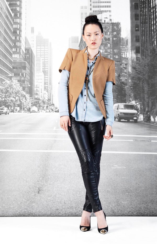 Denim Shirts For Women - Cute Jean Shirt Styles