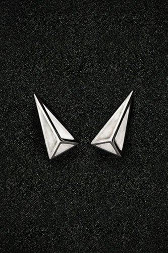 Cut-Away-Pyramid-Earrings