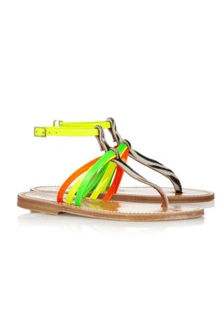 kjacquessttropez-papyrusleatherandcalfhairsandal-315