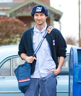 Wait, What? The USPS Launches A Menswear Line