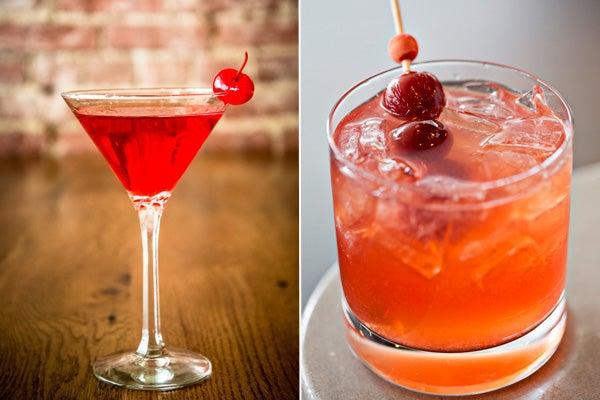 Cherry Blossom Cocktails - Bars In Washington DC