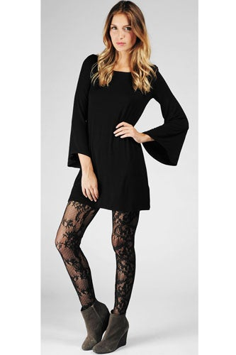 Lace Tights - Ella Moss 