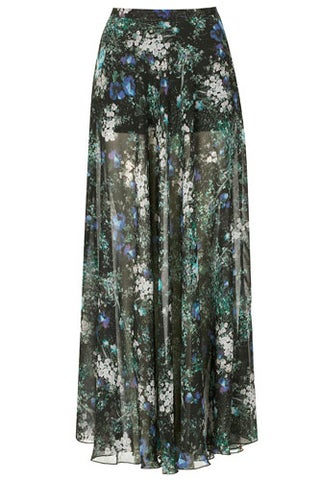Topshop-Floral-Split-Maxi-Skirt_$96_Topshop