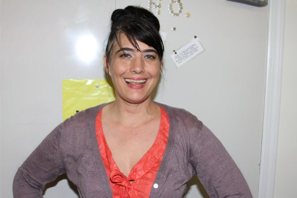 Kathleen Hanna Interview - Riot Grrrl Book