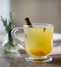 Orange Tea Toddy at the Pump Room   We love this modern-day twist on an old favorite, which is exactly what the Pump Room is all about.  Ingredients:   1 1/2 oz Belvedere Le
