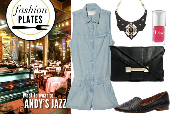 Fashion Plates: How To Totally Own A Jazzy Night On The Town