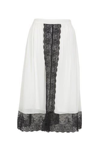 white-skirt-black-lace-trim