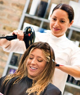 The Cashmere Blow Out: What Your Hair Has Been Missing