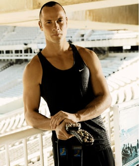 Oscar Pistorius Interview Amputee Olympic Runner