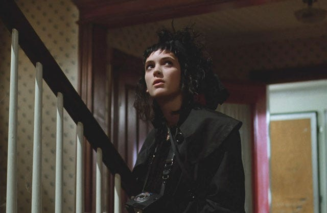 Best. News. Ever. Winona Ryder Is On Board For Beetlejuice 2