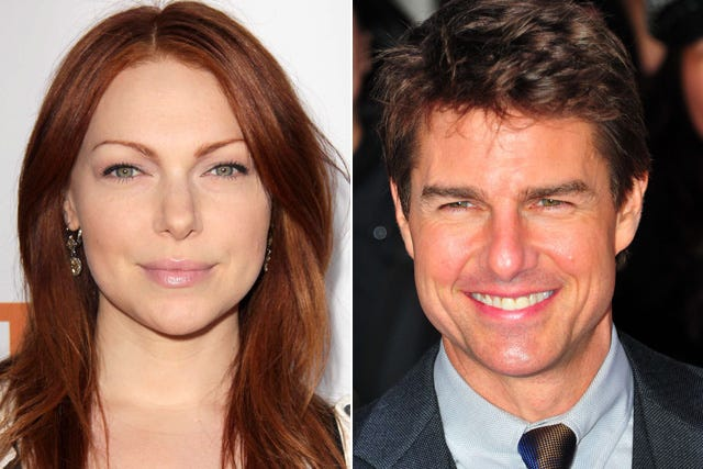 laura prepon and tom cruise are dating