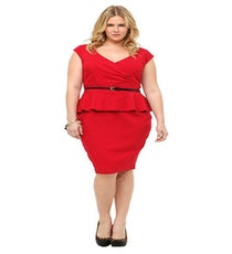 Torrid_Red-Peplum-Surplice-Dress-2_68