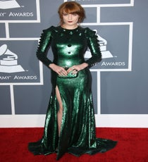 Florence Welch - Grammys 2013