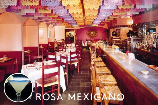 Rosa Mexicano