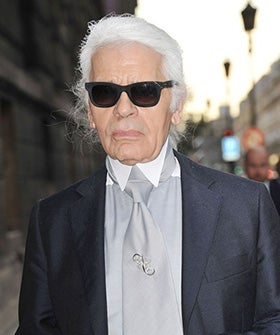 Breaking News: Karl Lagerfeld Is Coming To London