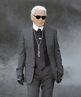 Karl Lagerfeld Faces Legal