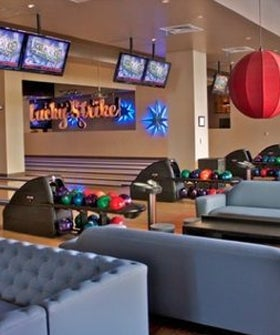Lucky Strike Lanes SF
