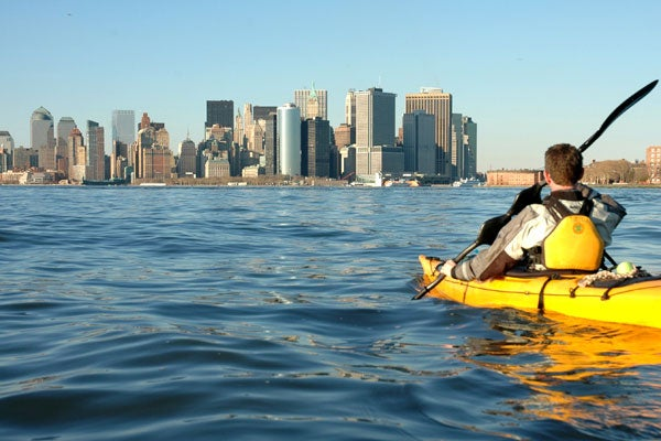 Manhattan-Kayak-via