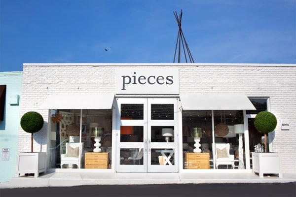 pieces exterior