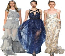 All The Prettiest Dresses From Fashion Week